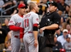 Reds' Votto ejected in 3rd inning against Pirates-Image1