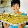 Working at Liaison sprouted seeds for Barrie granola biz