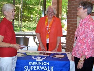 Oakville Parkinson SuperWalk on Sept. 12
