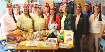 Fundraising campaign to raise dollars for new Shriners Hospital in Mon– Image 1