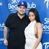 Rob Kardashian and Blac Chyna go to strip club-Image1