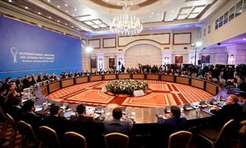 Syria talks focused on cease-fire get underway in Kazakhstan-Image5