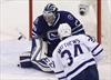 Canucks down Maple Leafs 3-2 in a shootout-Image1
