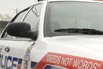 London Police cruiser