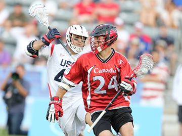 Oakville duo help Canada claim world lacrosse title