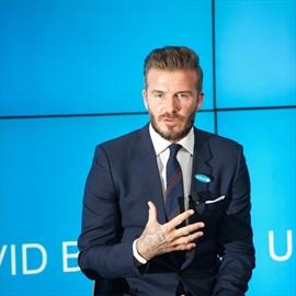David Beckham planning birthday party-Image1
