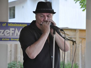 Chuck Jackson of the legendary Downchild Blues Band is the musical director of the third annual Wasaga Beach Blues music festival taking place Sept. 13-15 at Stonebridge Town Centre in Wasaga Beach.