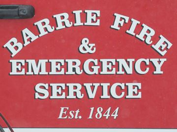 Barrie Fire