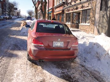 Tickets help to prevent vehicles from blocking plows: Charron