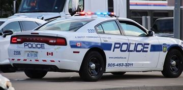 Five suspects were arrested in connection to several Mississauga retail robberies and a Brampton bank robbery between January and March.