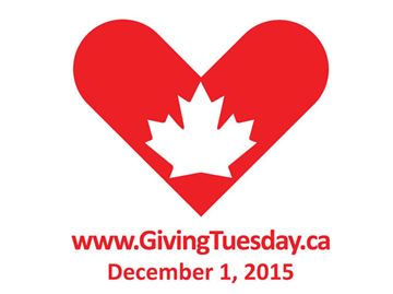 GivingTuesday... Oakville residents give their time, talent and treasure