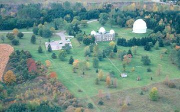 Dunlap Observatory property