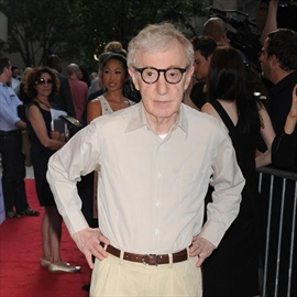 Woody Allen was a fan of Miley Cyrus in Hannah Montana -Image1