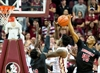 No. 10 Florida State holds off No. 12 Louisville 73-68-Image1