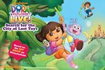Dora the Explorer Live: Search for the City of Lost Toys at Hamilton Place, April 9, 2015