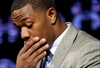 Ravens cut RB Ray Rice after release of video-Image1