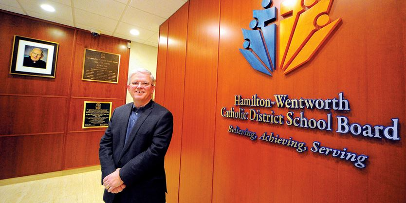 Pat Daly's 26 Years As School Board Chairman Is One For