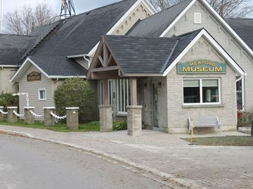 Meaford Museum activity skyrockets