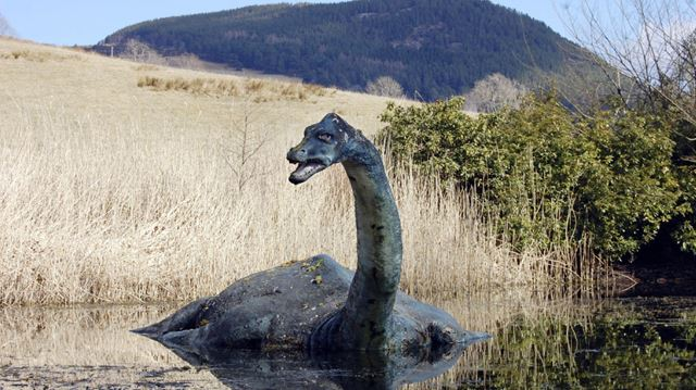 Real-life Nessie: Ancient Scottish sea monster finally ...
