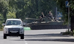 Ukraine reports overnight rebel attacks on border-Image1