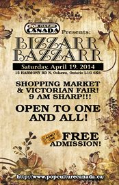 The BIZZARR BAZZARR ~ a Victorian Market
