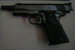 Pistol seized after impaired driving arrest