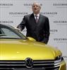 VW chief