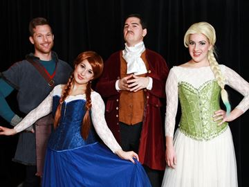 Christmas pantomime to open at Gladstone Theatre