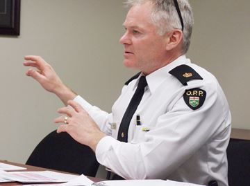 Sexual assaults up 20 per cent in 2014: Orillia OPP