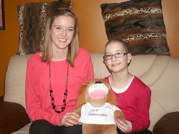 Former Ontario Junior Citizen winner Natasha Rae