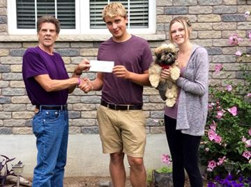 Event raises $2,400 for Hockley teen with epilepsy