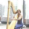 Strings attached with harpist Judy Kenna