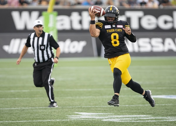 Win means Ticats will have plenty good to think about during bye week