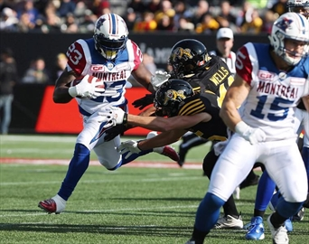 Alouettes extend DB Johnson, RB Rutley-Image1
