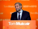 Could have done better in campaign: Mulcair-Image1