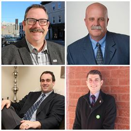 Kingston and the Islands candidates