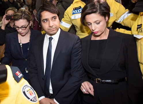 Ghomeshi will plead not guilty:Lawyer-Image1