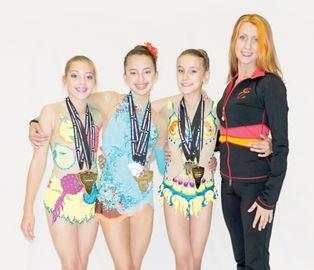 Provincial medallists