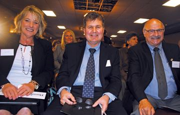 Luciani, Gabriel, Dow say they're best person for Thorold mayor's job