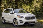 KIA Sorento CUV receives NHTSA 5-Star safety rating