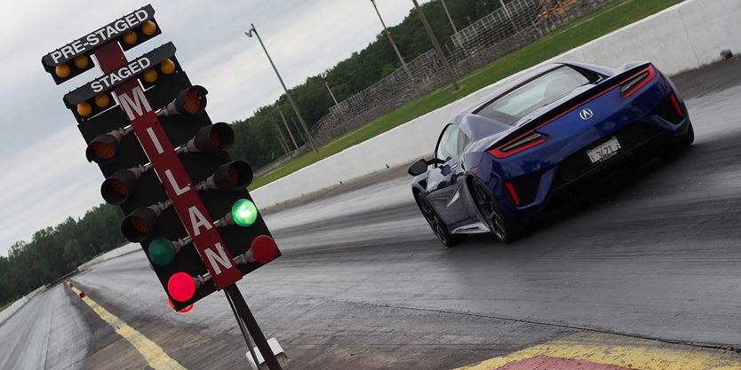 Acura NSX's launch control system will scramble your organs | TheSpec.com