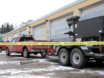 Town of Innisfil worker seriously injured on the job