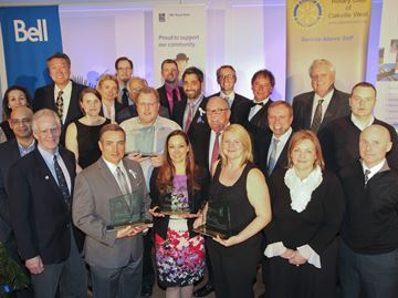 Oakville Awards for Business Excellence draws record-breaking, sellout crowd