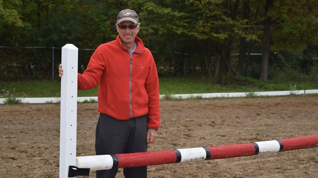 Elmcrest Equestrian To Host Horse Jumping Clinic Led By