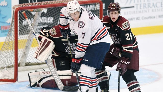 oshawa generals continue to pare down roster after pair of pre season losses. Black Bedroom Furniture Sets. Home Design Ideas