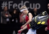 Bouchard suffers second Fed Cup loss-Image1