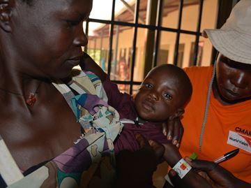 Famine in Sudan