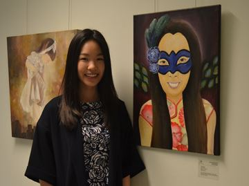 Oakville art students get Framed in QEPCCC exhibition