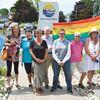 Pride flags raised across north Simcoe