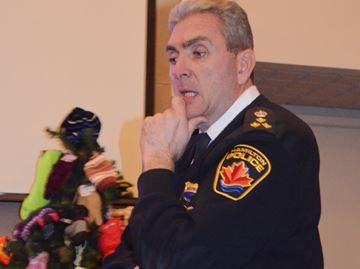 Chief Glenn De Caire